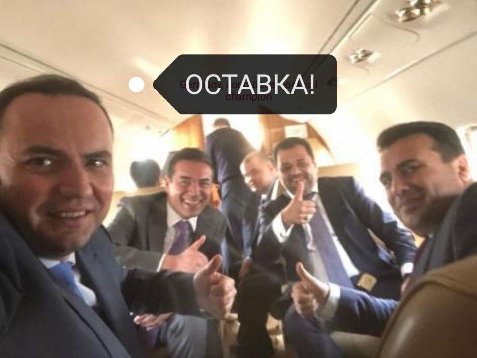 Милошоски: Ова му се последните месеци на Заев на власт