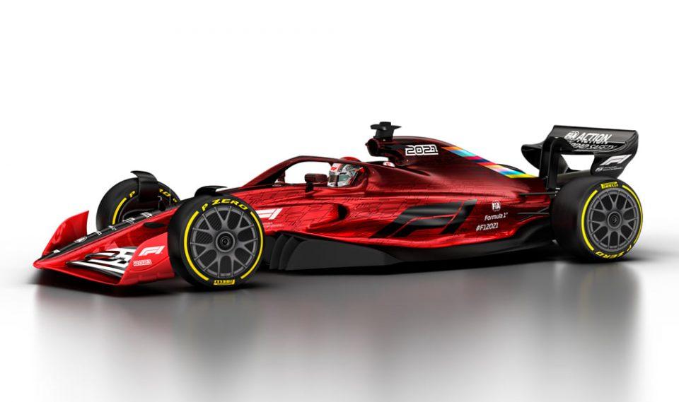 Формула 1 ги претстави правилата и измените за 2021, вака ќе изгледаат болидите во иднина (ВИДЕО)