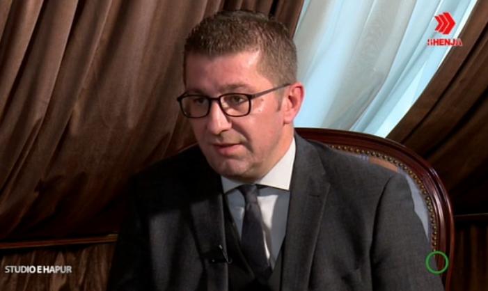 Мицкоски: Изборите не се пречка за договорот за НАТО, власта да не наоѓа алиби за одлагање