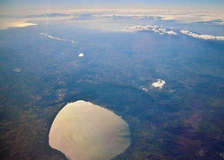 Фото: Дојранско Езеро, Вардар и Егејско Море на една фотографија