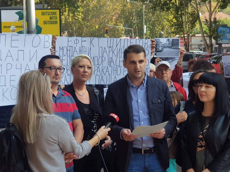 ВМРО-ДПМНЕ ОК Чаир: СДСМ и Шилегов веќе неколку години ги манипулираат граѓаните на Чаир