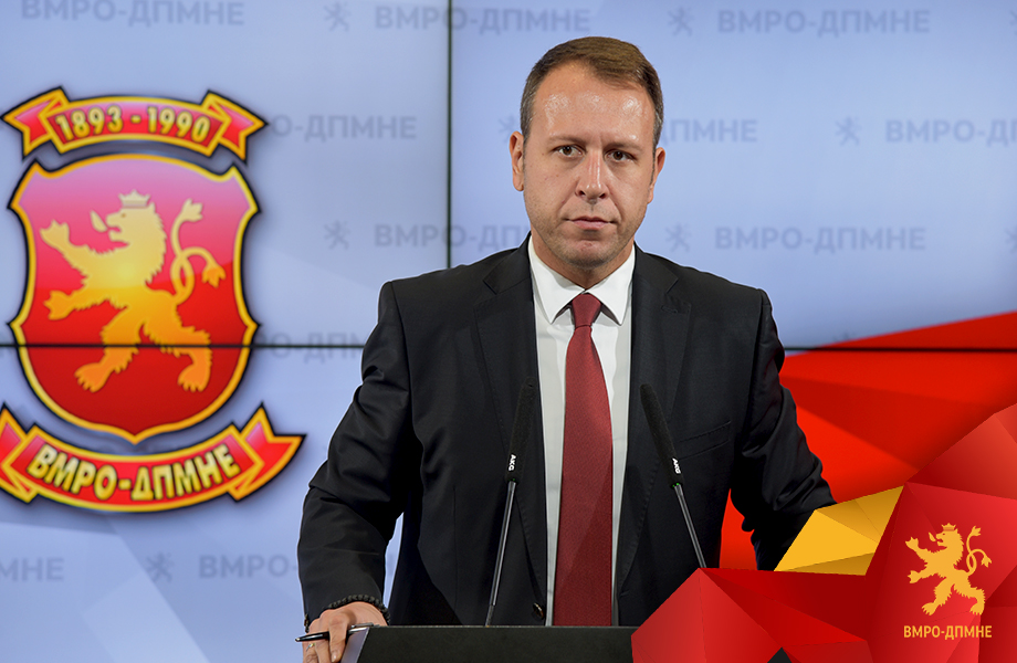 Јанушев: Заев вчера кажа-излажа дека доколку нема датум Владата ќе падне