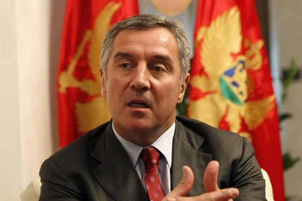 Мило Ѓукановиќ во официјална посета на Македонија