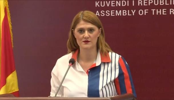 Стаменковска: СДСМ одби зголемување од 10% на платите за администрацијата