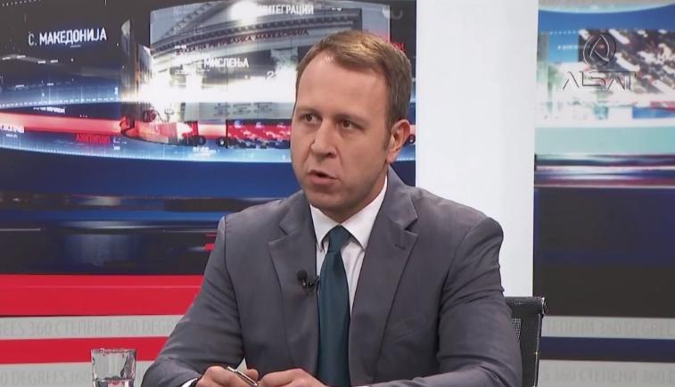 Јанушев: Не ВМРО-ДПМНЕ, туку Заев избега од брзи избори во јануари