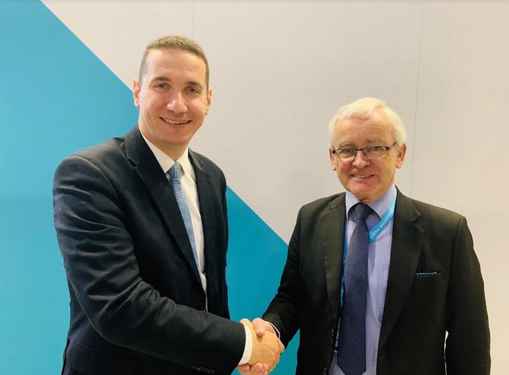 Ѓорчев оствари билатерални средби со делегациите од Велика Британија, САД и Германија
