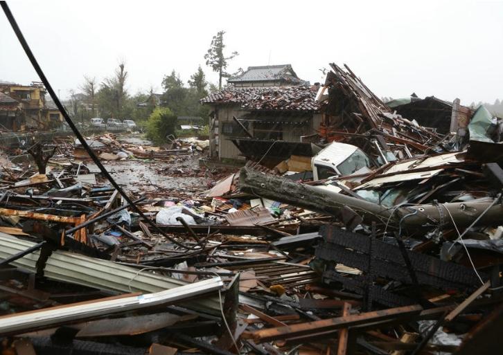 Тајфун во Јапонија: 23 лица загинаа, владата ја распоредува војската