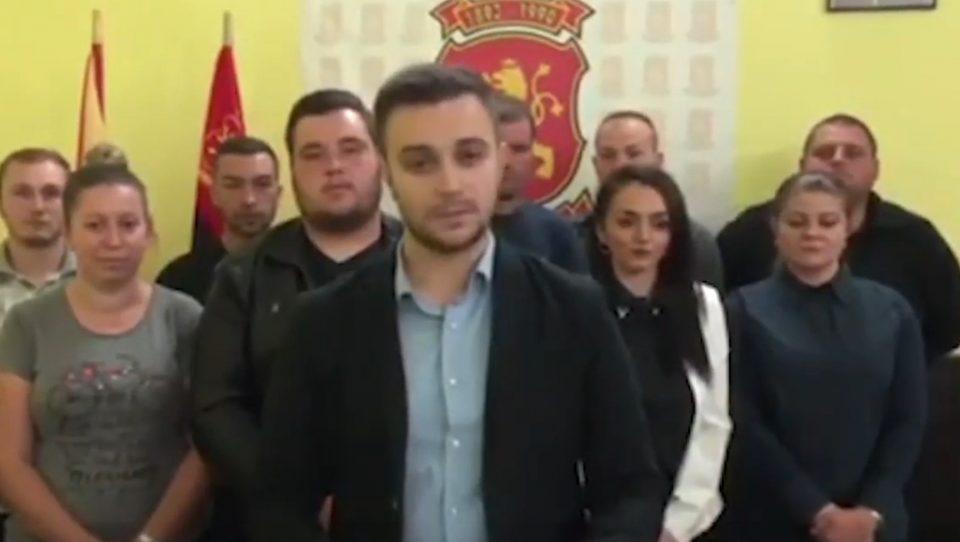ВМРО-ДПМНЕ ОК Карбинци: Пред 2 години ветувавте живот и напредок, но донесовте непотизам, партизација и живот но, само за најблиските
