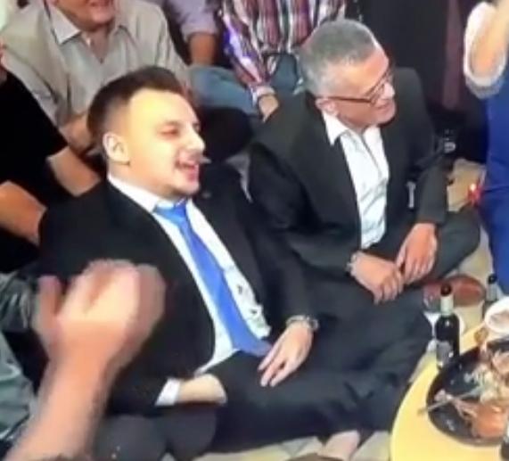 ВИДЕО: Уживаше на албанска свадба, па сакаше да даде бакшиш на музиката- кога се фати за џебот, се предомисли и стана хит на Балканот