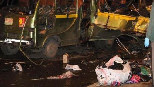 Автобуска несреќа во Конго: Најмалку 30 лица загинаа, 16 повредени