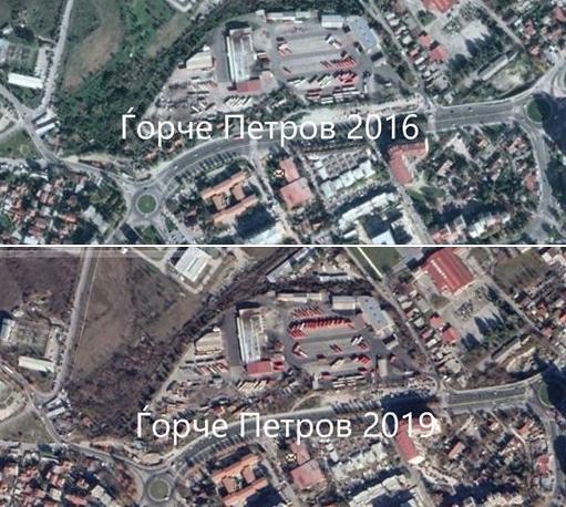 Катастрофа: Ѓорче Петров пред 3 години и сега (ФОТО)