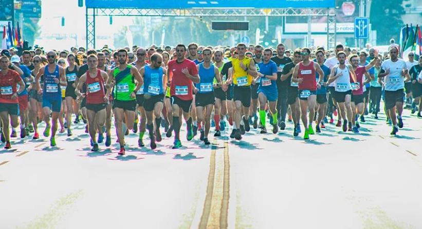 Урнати два државни рекорди на Скопје трча 10K