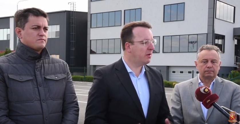 Николоски: Македонија не ни влегла во финален избор за инвестиција на Фолксваген