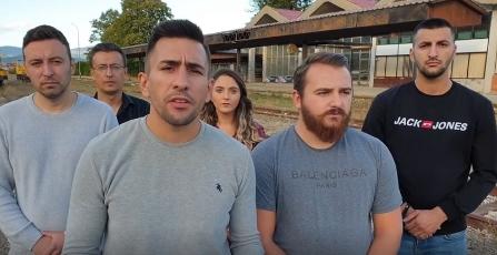 ВМРО-ДПМНЕ ОК Кичево: Модернизација на железничката станица во Кичево е само уште едно нереализирано предизборно ветување од СДСМ