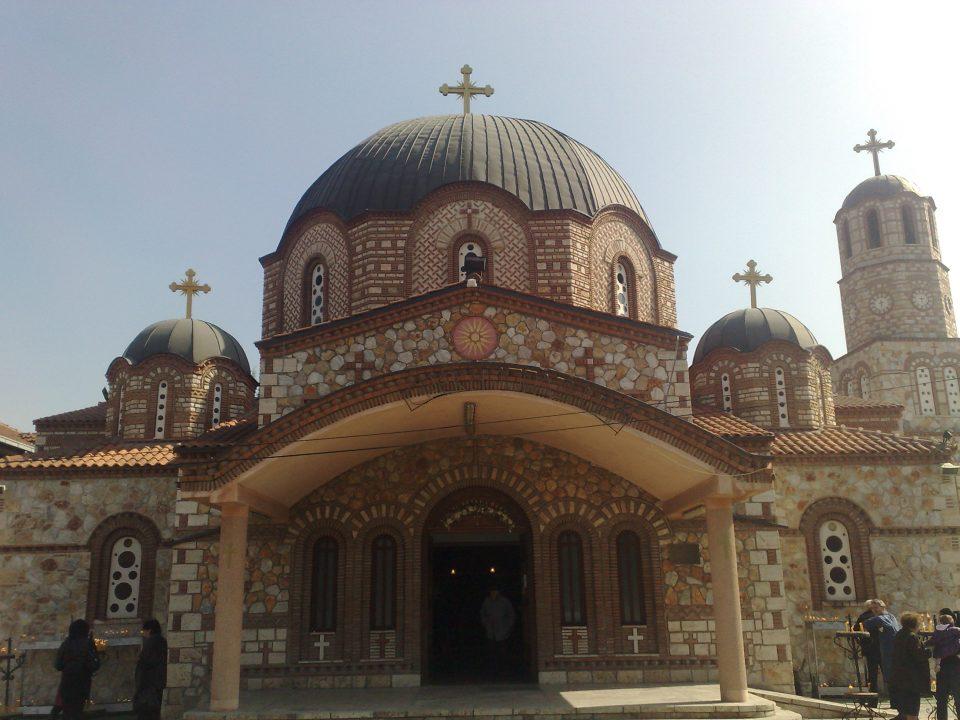 """Ограбена црквата """"Св. Петар и Павле"""" во Ѓорче Петров"""