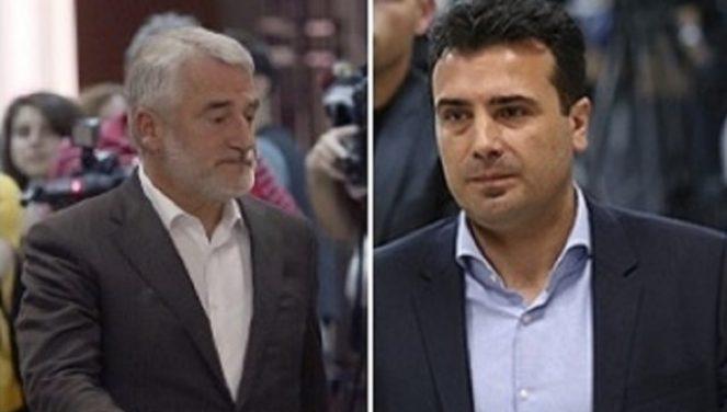 Тетова Сот: Тачи се сретнал со Заев, ја започнаа ли соработката за предвремени избори?