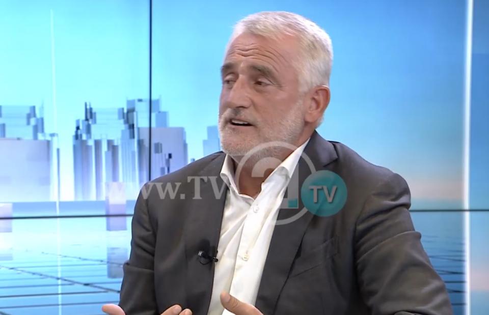 Мендух Тачи за ТВ21: ДУИ се плаши од пописот на населението, Албанците може да бидат под 20%