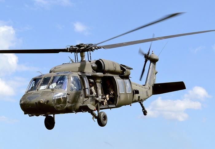 """За 115 милиони долари: САД на Хрватска и продаде два хеликоптери """"Блек Хок"""""""