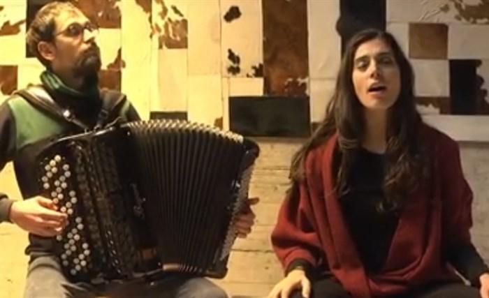 """Видео: Уште една неверојатна изведба на """"Зајди, зајди"""" и """"Ајде Јано"""""""