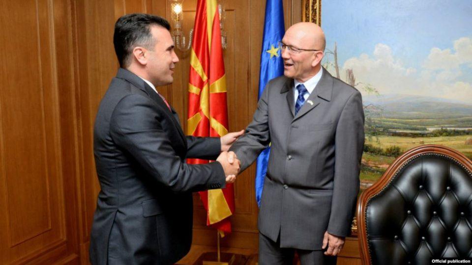 Јанкович: Можно е одложување на влезот во НАТО поради Шпанија