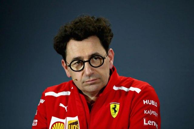 Шефот на Ферари: Не мислевме дека може да се вози трката со еден пит-стоп