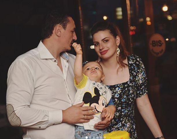 ФОТО: Сопругата на Борко Ристовски откри чија копија е синчето