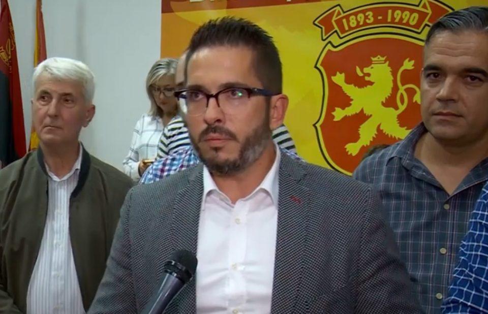 Божиновски: СДСМ три децении го држи Куманово во заложништво со својата неспособност и негрижа за граѓаните