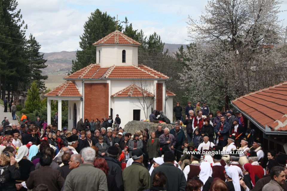 Ова место е благословено од Бога: Убавината на манастирот Св.Богородица – Балаклија во Делчево е надалеку позната