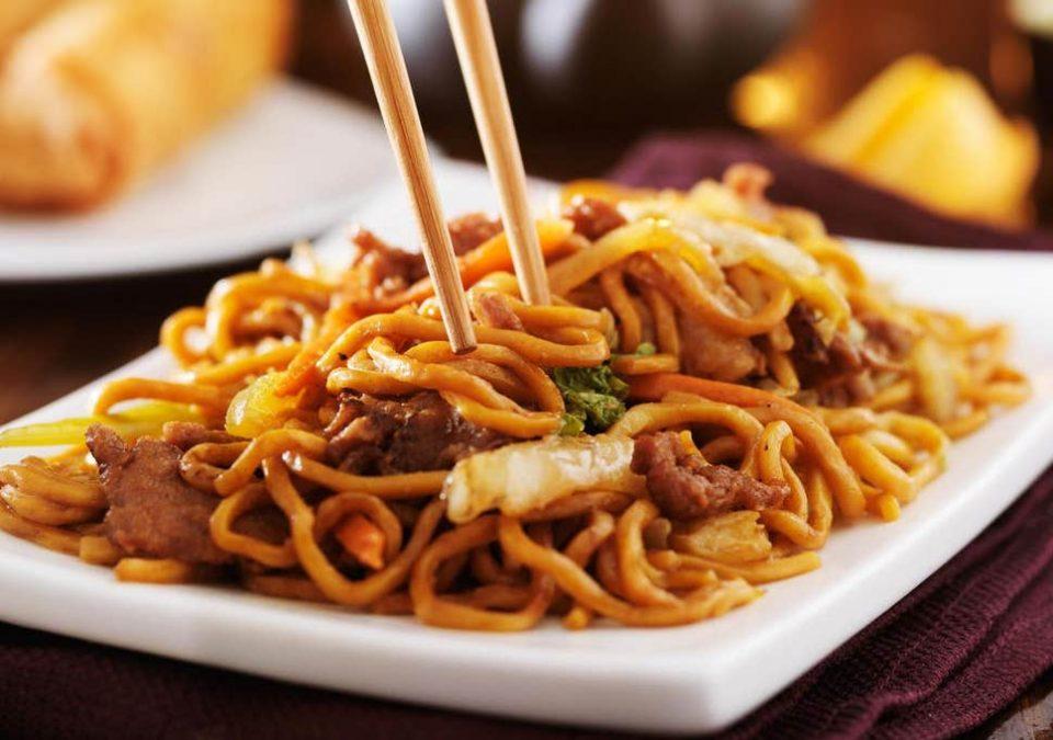 Пет рецепти за љубителите на кинеска храна