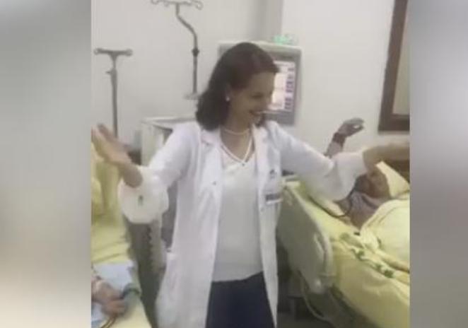 Музичка терапија во Турција: Медицинскиот персонал и со чочек лекува пациенти