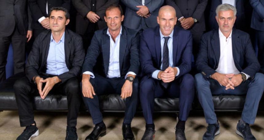 Еве кои тренери чекаат неуспех на Зидан во Истанбул