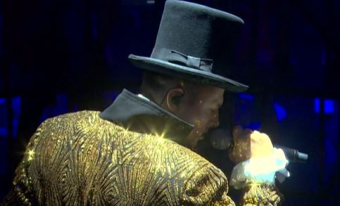 """ВИДЕО: Даниел Кајмакоски со одлична имитација во првата емисија на """"ТЛЗП"""" – погледнете го неговиот настап"""