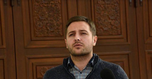 Арсовски: Наместо суштински реформи во државата, СДСМ прави криминални афери