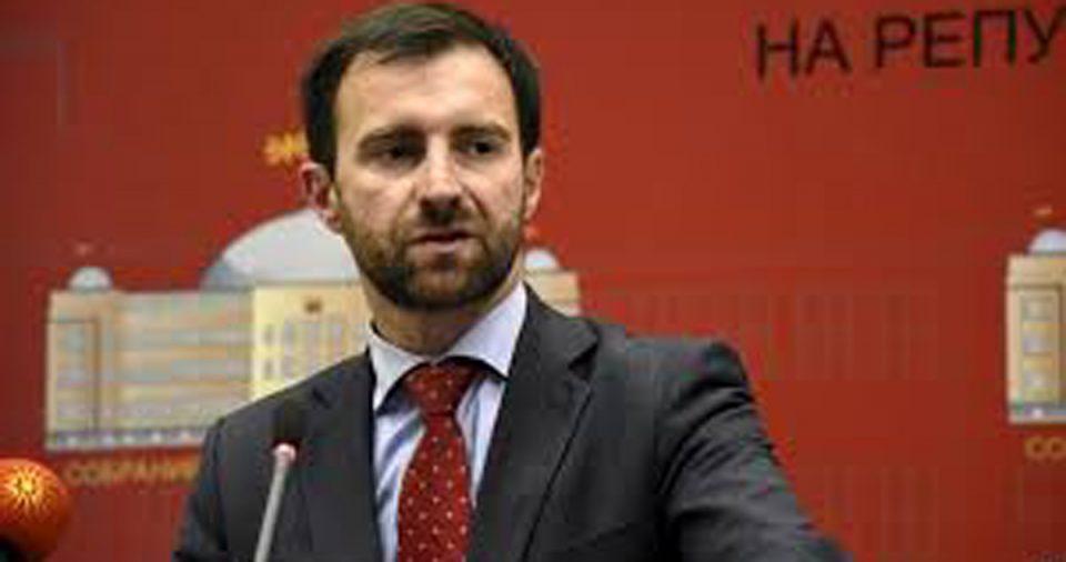 """Димовски:Едно од најголемите ветувања на оваа влада за изградба на новиот Клинички центар веќе е """"реализирано"""""""