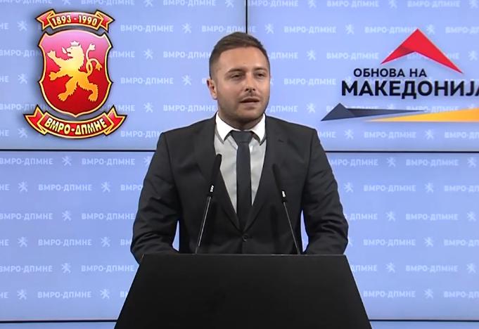Арсовски: Светска банка потврди дека економијата во Република Македонија тоне