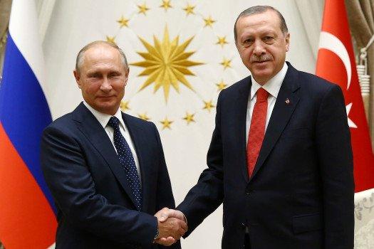 Средба Путин-Ердоган за пет дена