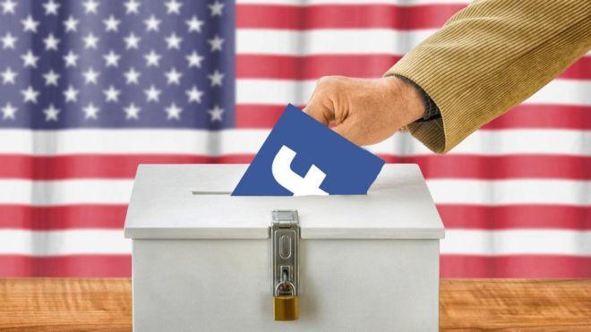 Фејсбук објави нови мерки за претседателските избори во САД