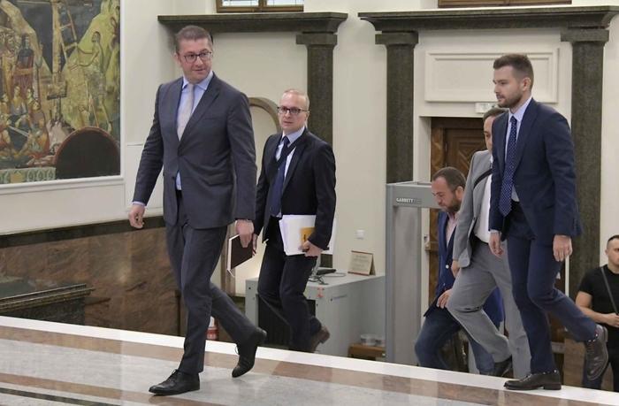 Мицкоски: Полноправното членство во ЕУ останува наша стратешка определба