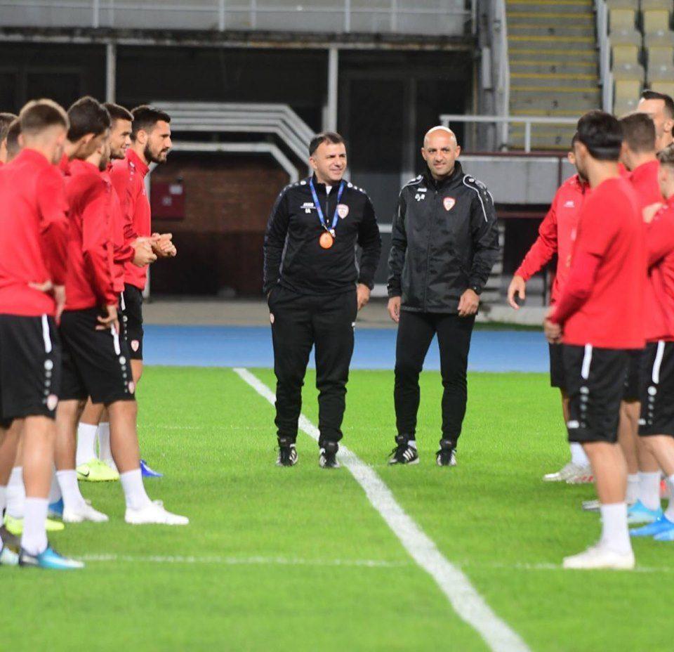 Македонија ја пречекува Словенија во квалификациите за ЕУРО 2020