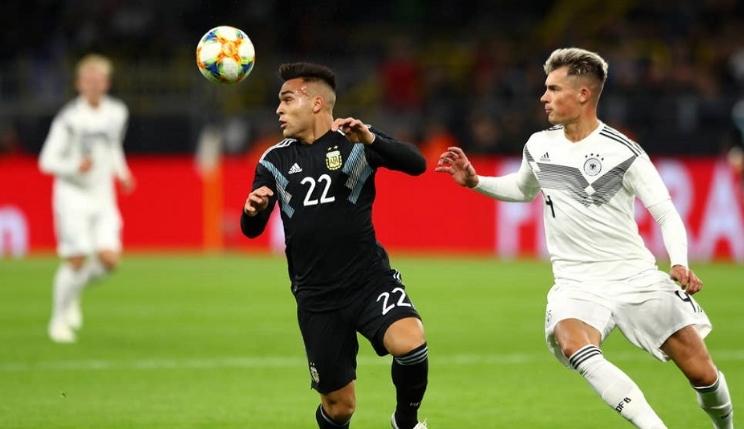 Германија испушти победа над Аргентина