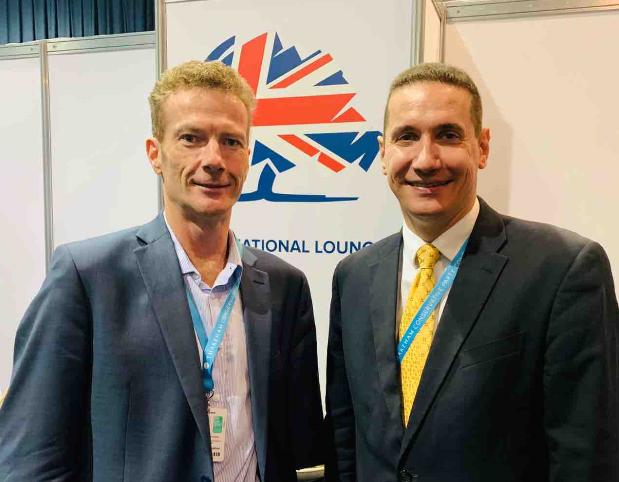 Ѓорчев на годишната конференција на Конзервативната партија на Велика Британија