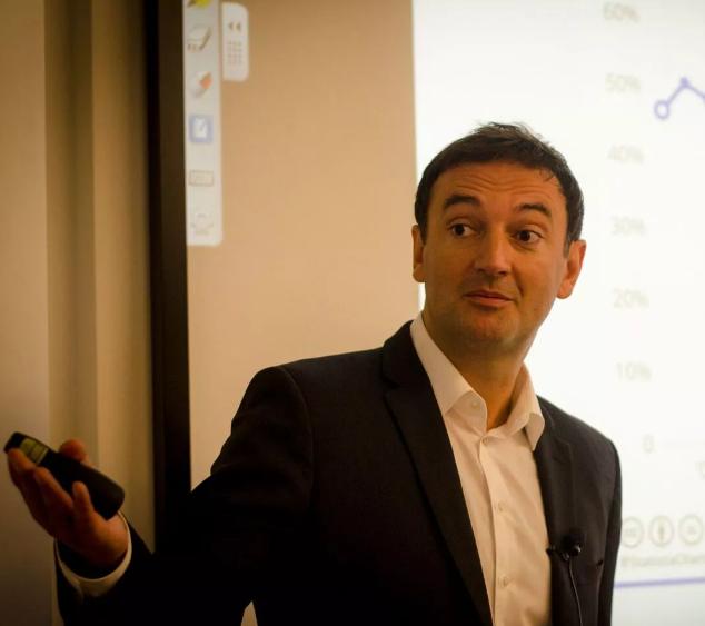 Професор Андревски: Со Мицкоски делиме слични вредности и визија да ја вратиме државата на чесните луѓе