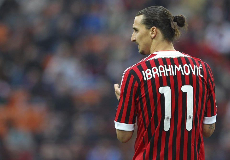 Ибрахимовиќ: Тажен сум кога го гледам ваков Милан