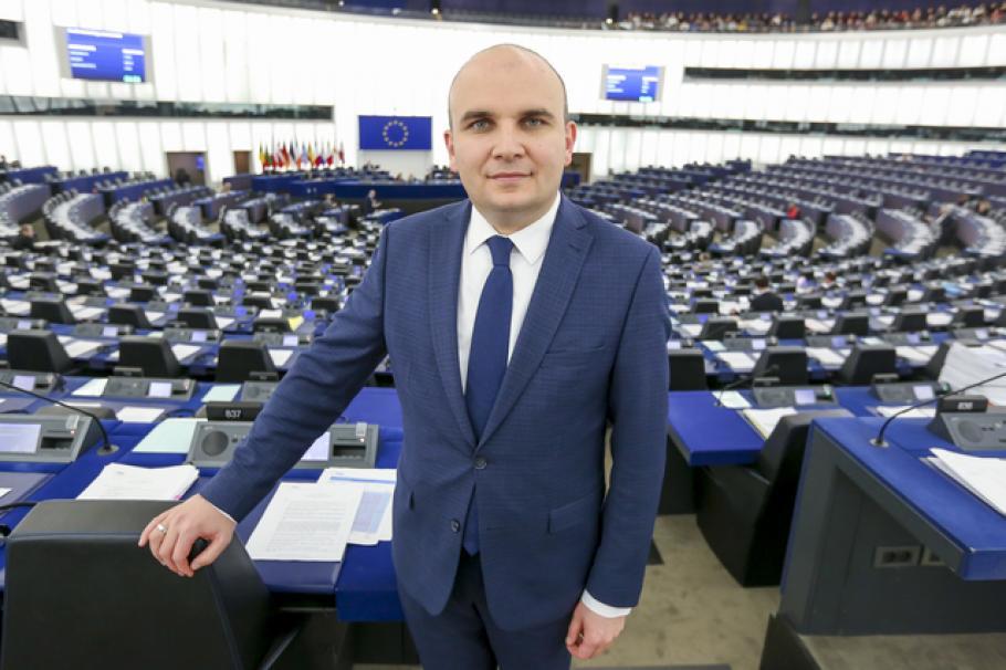 Бугарскиот европратеник Илхан Кјучјук нов известувач за земјава од ЕП
