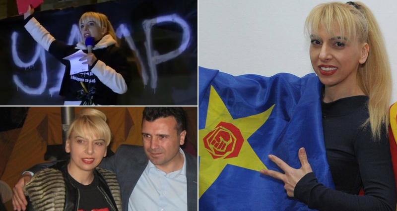 """Мери Николова Буџаку:  Дали  Заев  лажеше за """"Рекет"""" ?"""
