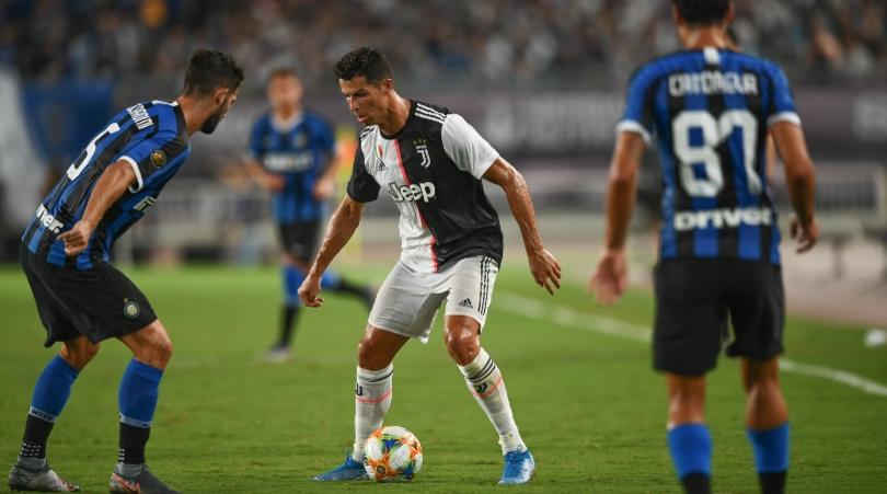 Јувентус го симна Интер од врвот во Серија А