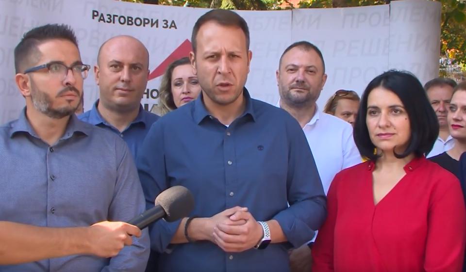 Јанушев: Нема да не зачуди ако за сопствената неспособност, Заев го обвини ВМРО-ДПМНЕ