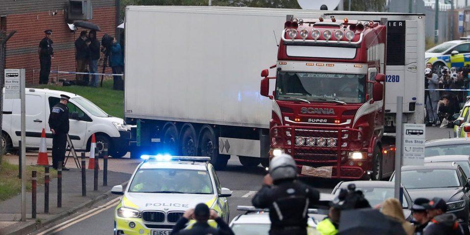 Уапсено уште едно лице поврзано со смртта на мигрантите во Велика Британија