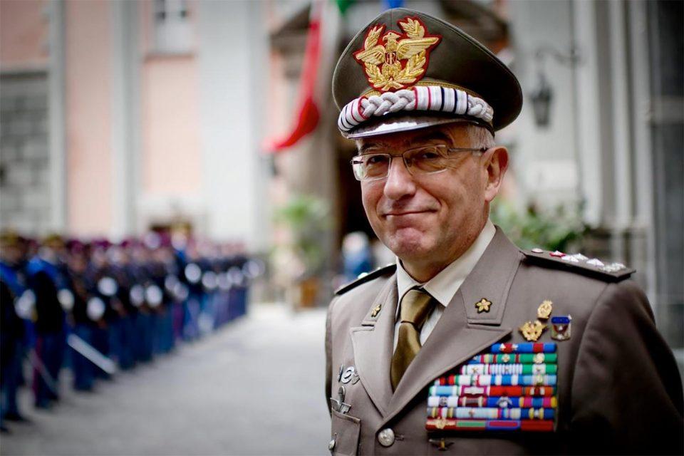 Претседавачот на Воениот комитет на ЕУ, Грацијано, во посета на ГШ на Армијата