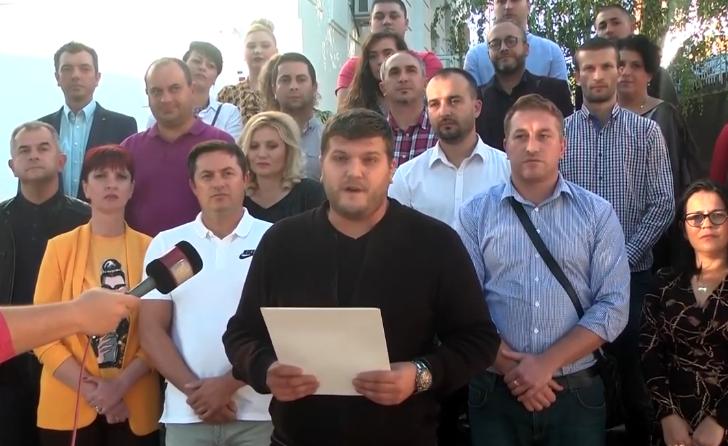 ВМРО-ДПМНЕ ОК Кочани: СДСМ и градоначалникот Николчо Илијев на половина од мандатот немаат реализирано ниту еден клучен проект што го ветија